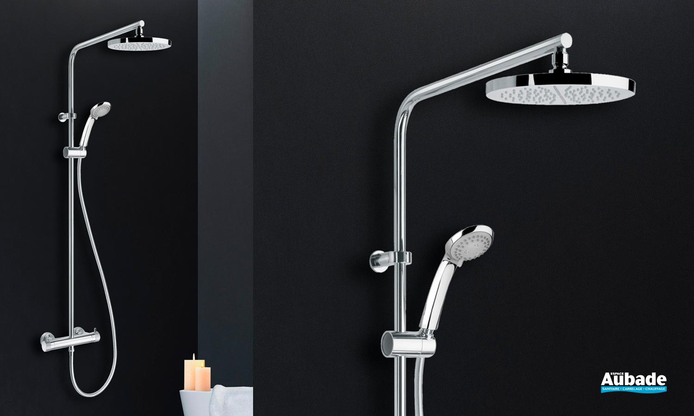 Colonne de douche : qu'en-est-il de la colonne hydromassante ?